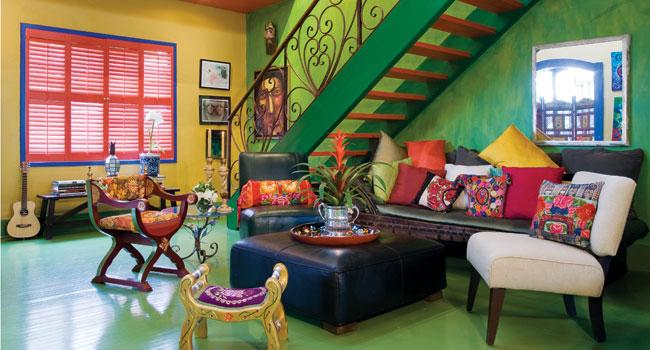 casa colores