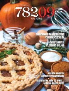 November 2016 78209 Cover