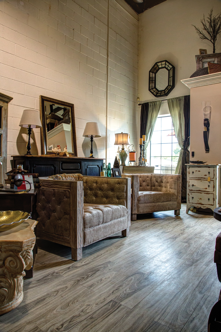 Pete markwardt 39 s a a home furnishings brings for International home decor magazines
