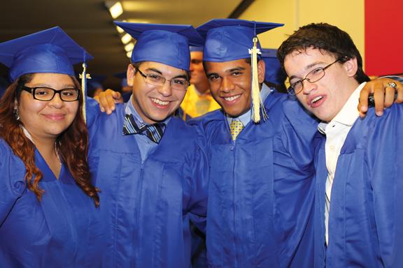 Alamo Heights 2014 Graduation