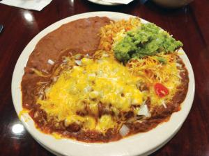 Raffles-Enchiladas