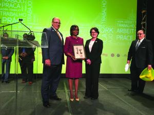 78209 April 2016 - N News - Eddie Aldrete Mayor Taylor Marise McDermott