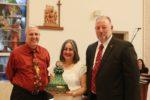 UIW AWARDS 2015 CCVI SPIRIT AWARD TO DR. AMALIA MONDRIGUEZ