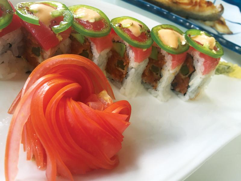 Wine & Dine: Koi Kawa