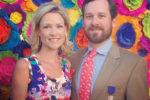 Callie and Jamie Musselman Jr San Antonio German Club president