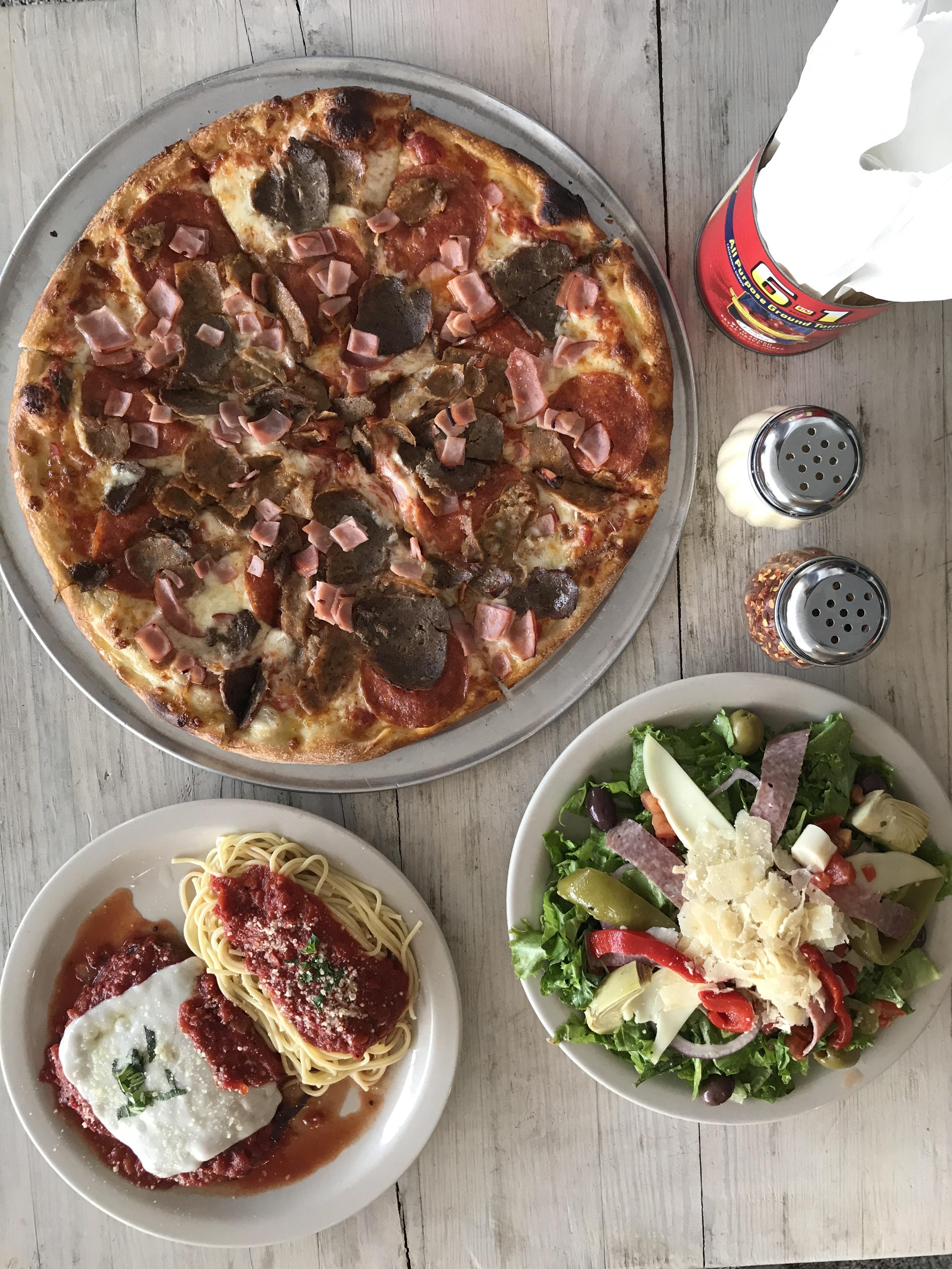 Julian S Italian Pizzeria And Kitchen San Antonio Eats
