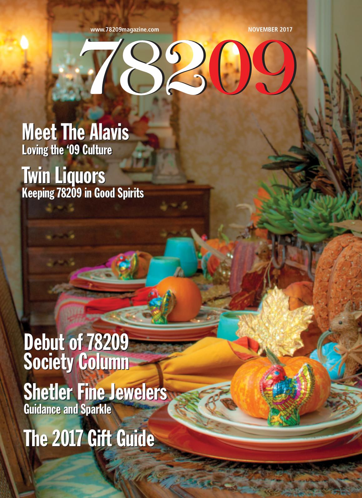 78209 Magazine November 2017