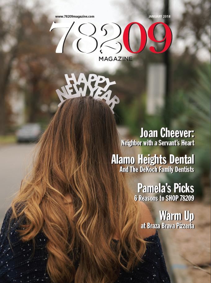 78209 Magazine January 2018