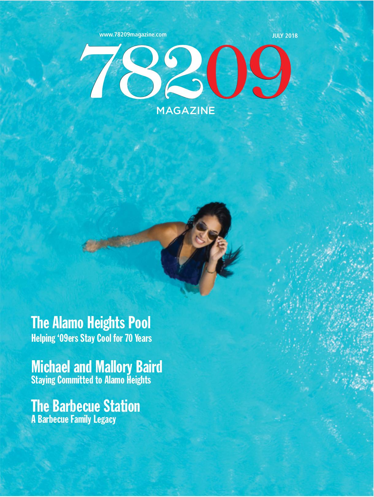 78209 Magazine July 2018