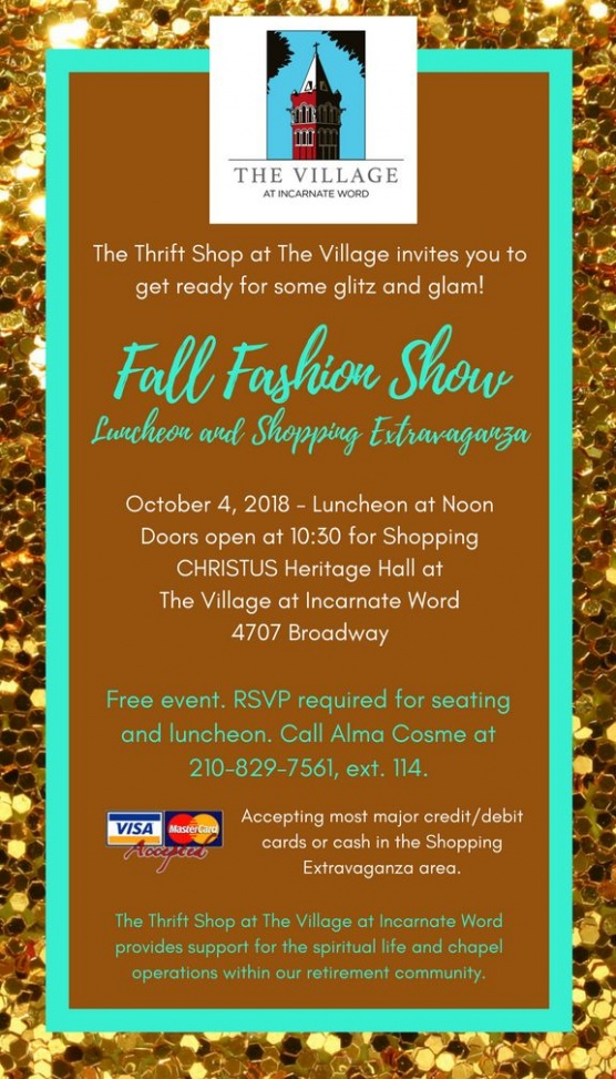 fall fashion show 2018
