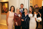 CASA board member Lorien Whyte former first office manager Betty Zinn board member John Carlson CASA founder Ellinor Forland and board member Sandra Gonzalez