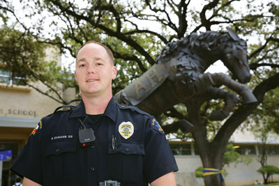 Alamo Heights School Resource Officer