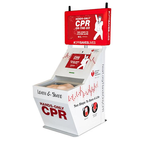 CPR Kiosk Custom