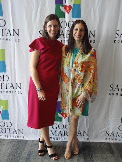 Mums Mimosas chairs Sarah Owens and Katie Loftin