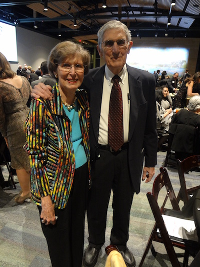 Sidney and Kaye Wilkins MD