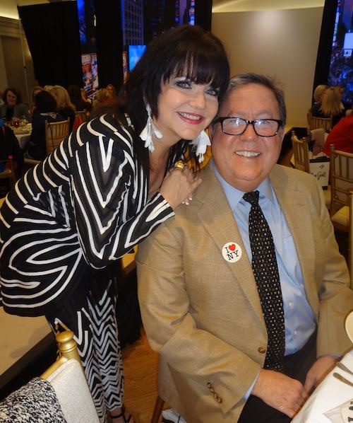 Melissa Gonzalez and James Glover