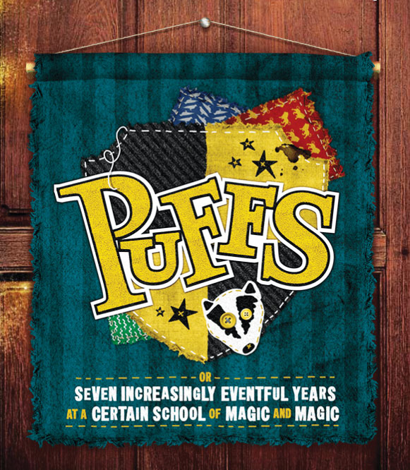 Puffs the Play Graphic