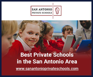 San Antonio Private Schools Digital Ad