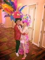 Michael Quintanilla and Naushina Mukhtar