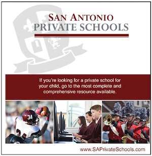 Ad for SaPrivateSchools.com