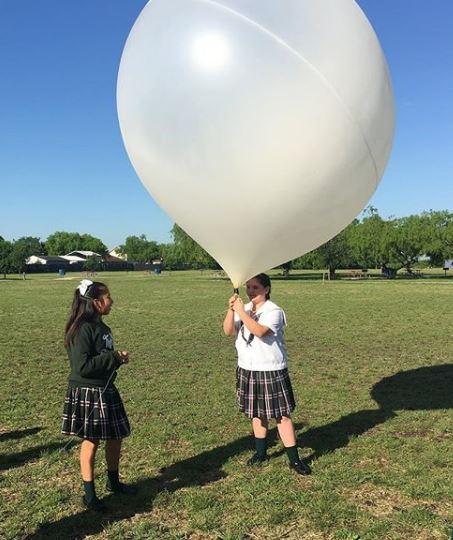 weather balloon 2 2019