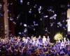 Grad hats in air