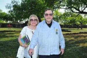 Kathleen and Curtis Gunn