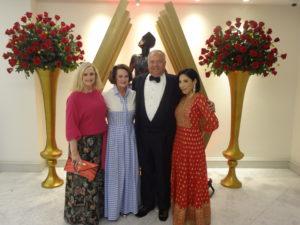 Jenifer Brown Chaney and Tripp Stuart and Sonya Medina Williams