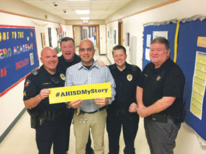 Meals for Shields with AHPD
