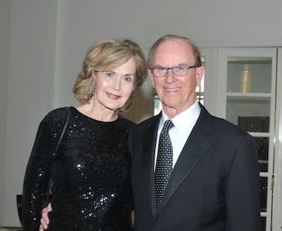 Honorary chairs Tracy and Nelson Wolff