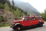 Montana Red Bus