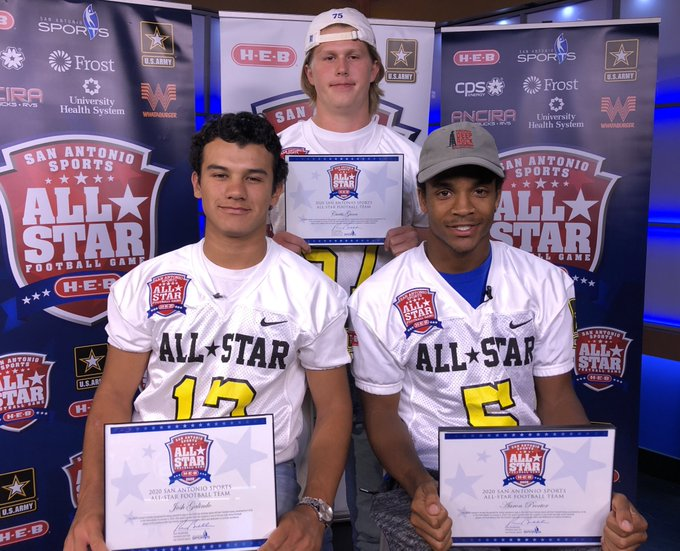 SA Sports All Star Gamers 2019