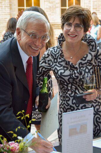 Stan Tebbe and Loretta Patterson
