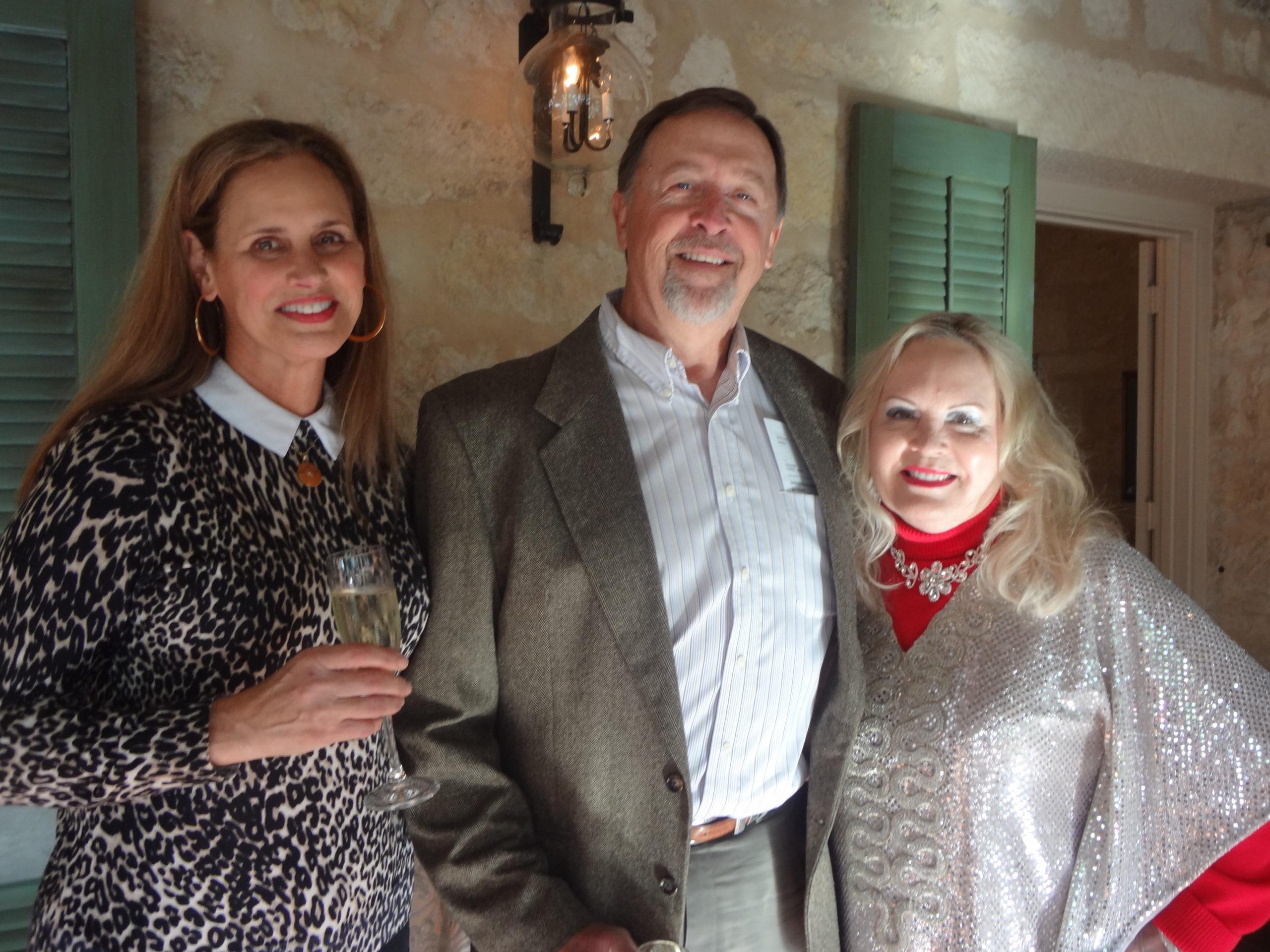 Pam Gilbert Randy Lenz and Tawana Timberlake
