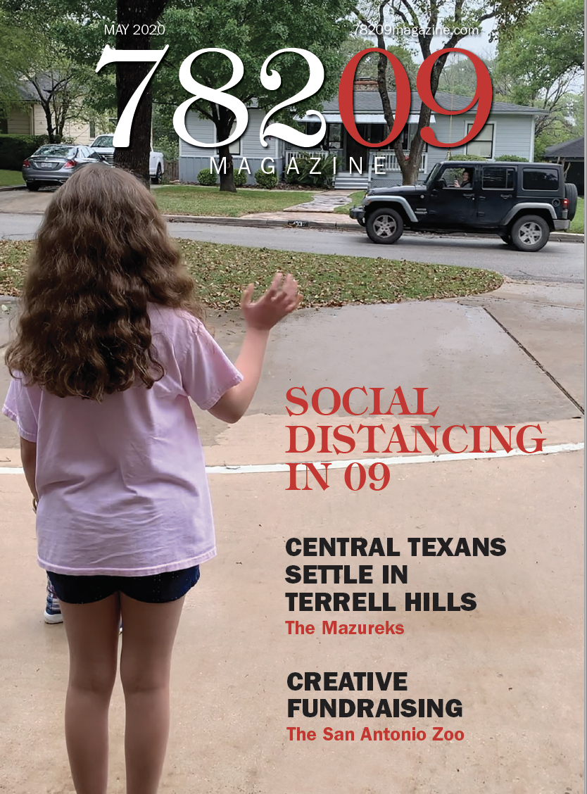 Image of May 2020 issue cover