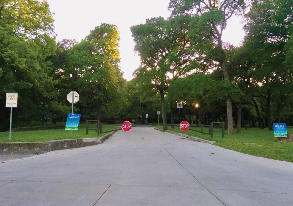 closedpark