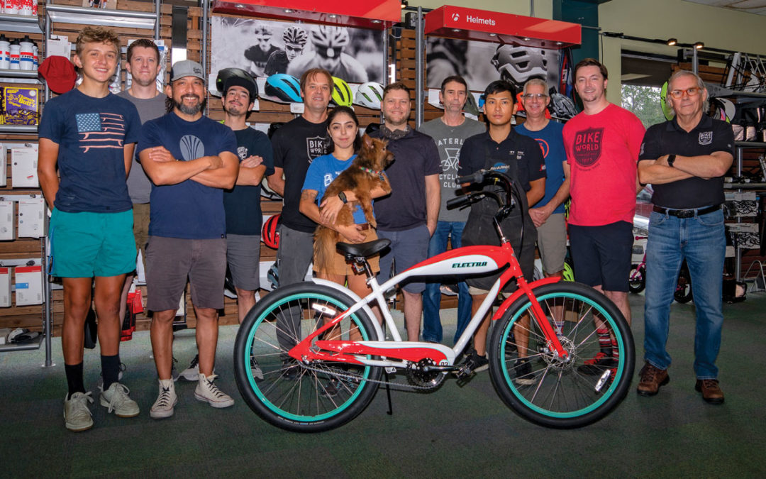 Bike World Has Kept '09 Pedaling for Generations