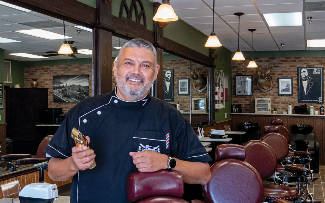 Barbershop Brings Tradition & Style to 09