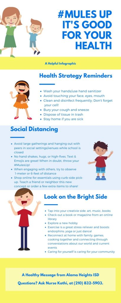 MulesUp Its Good for Your Health Infographic