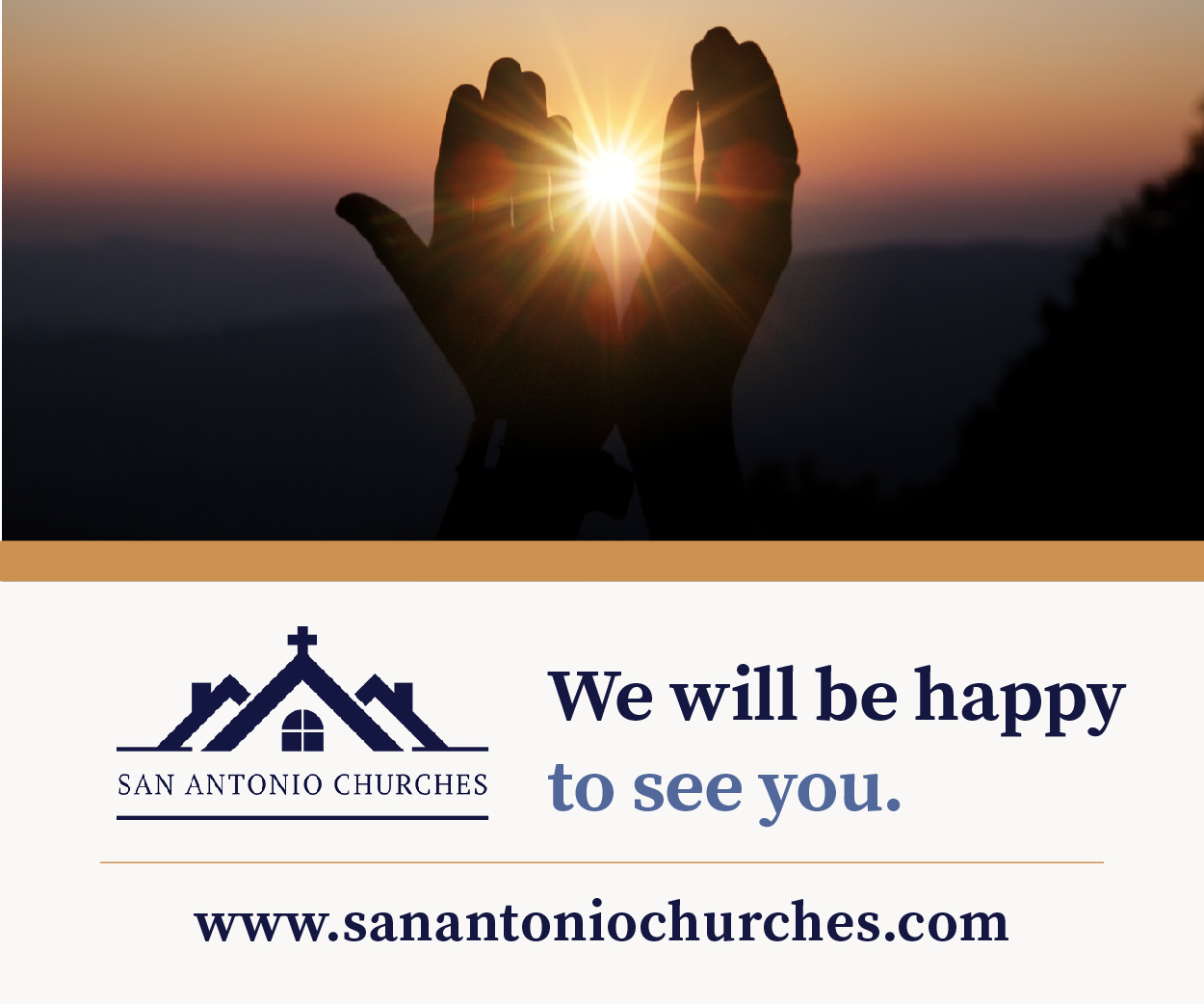 San Antonio Churches Digital Ad Inline Rectangle