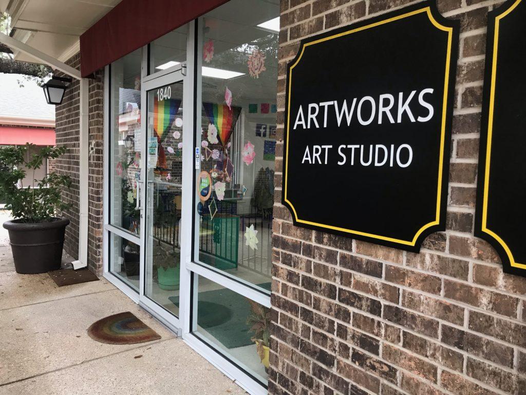 Artworks large