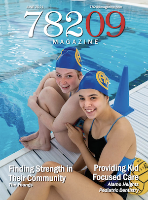 78209 Magazine June 2021 Cover