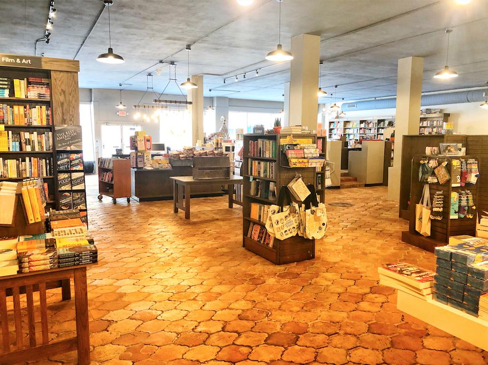 Nowhere Bookstore 1
